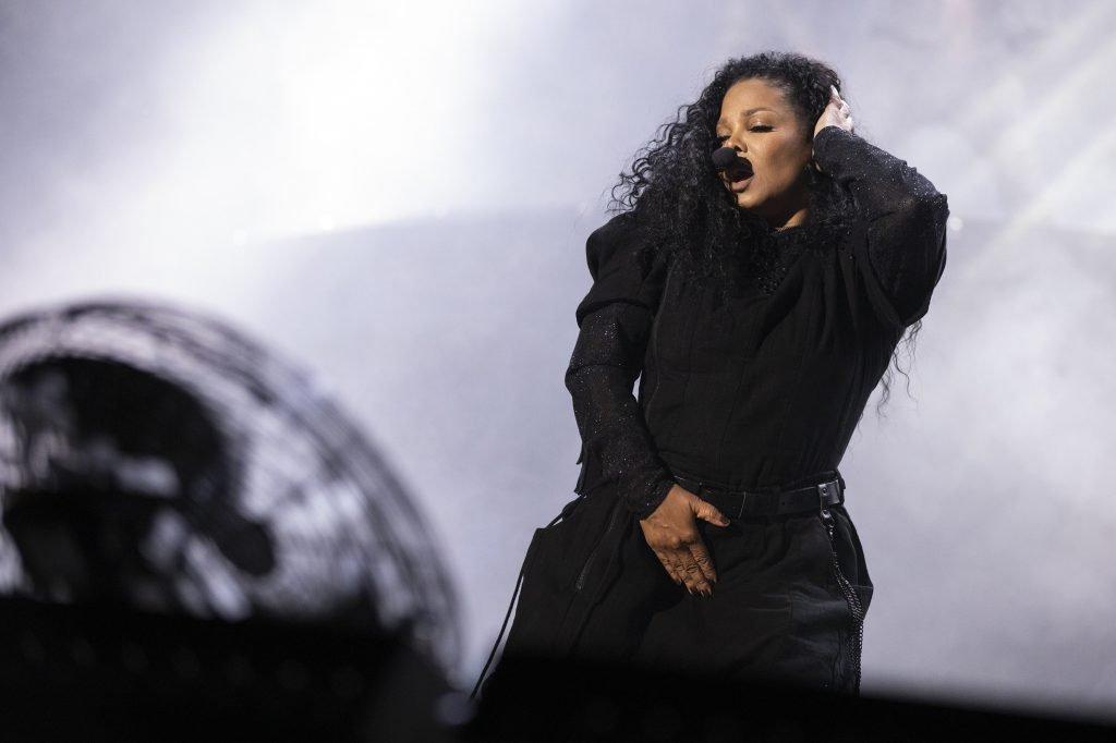 Janet Jackson Perth Concert