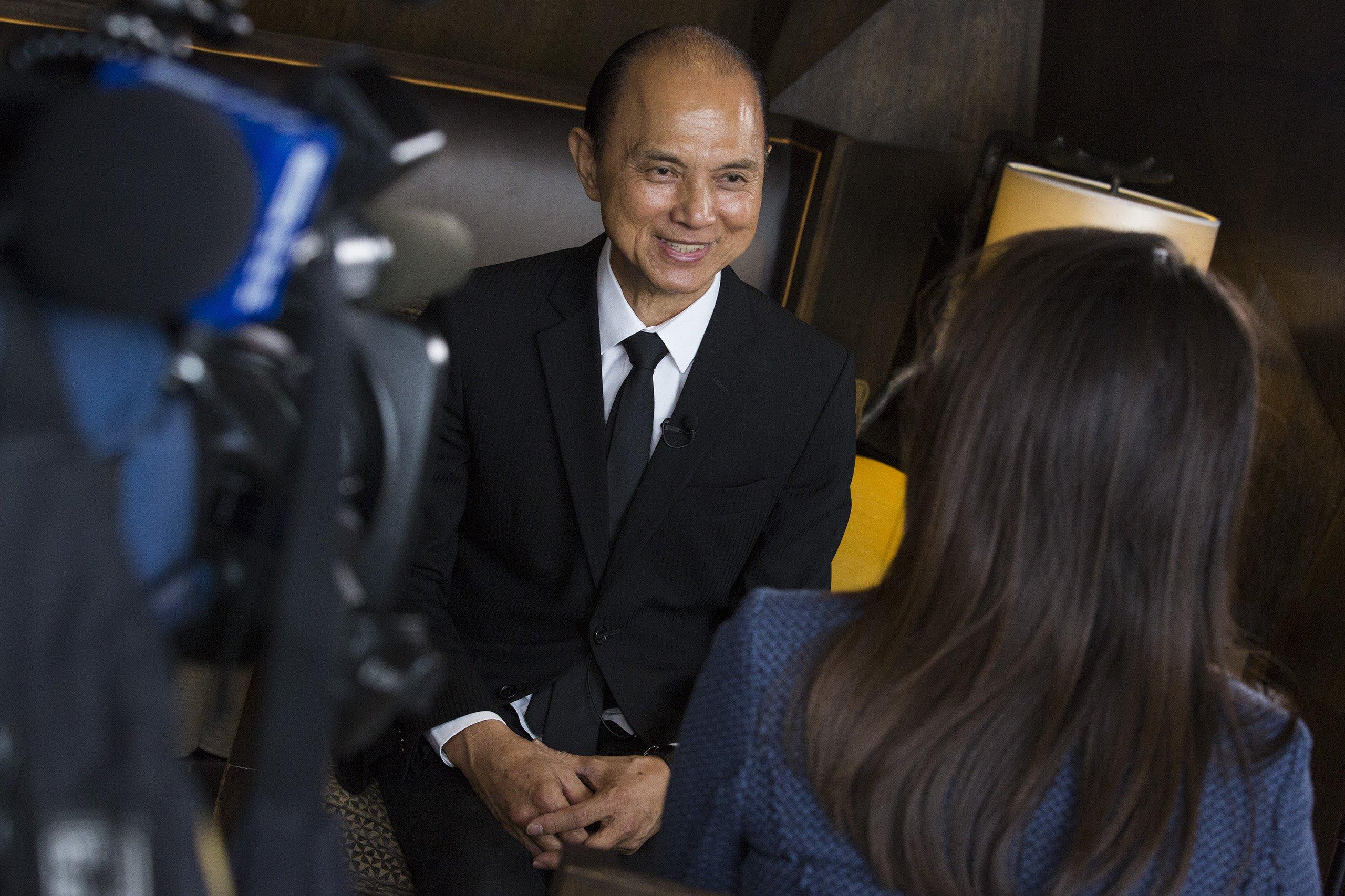 Jimmy Choo Interview