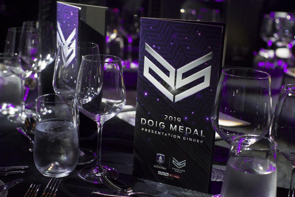 DIOG Medal 2019 Perth Australia