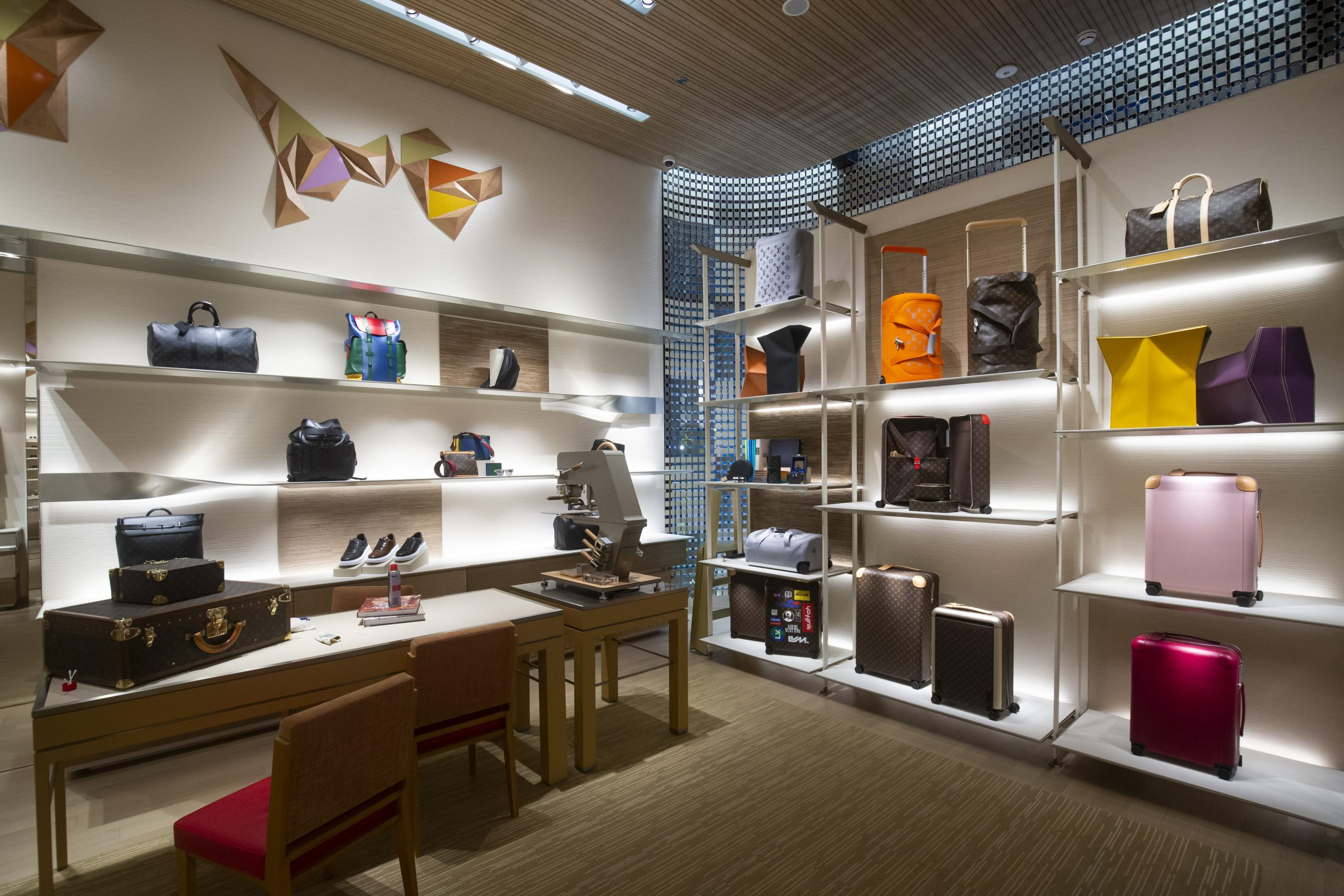 Louis Vuitton Perth Raine Square Store