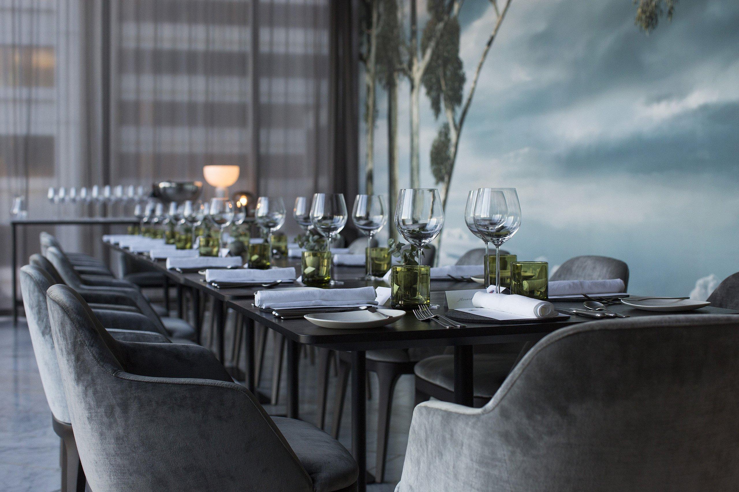 Wildflower Restaurant | COMO The Treasury