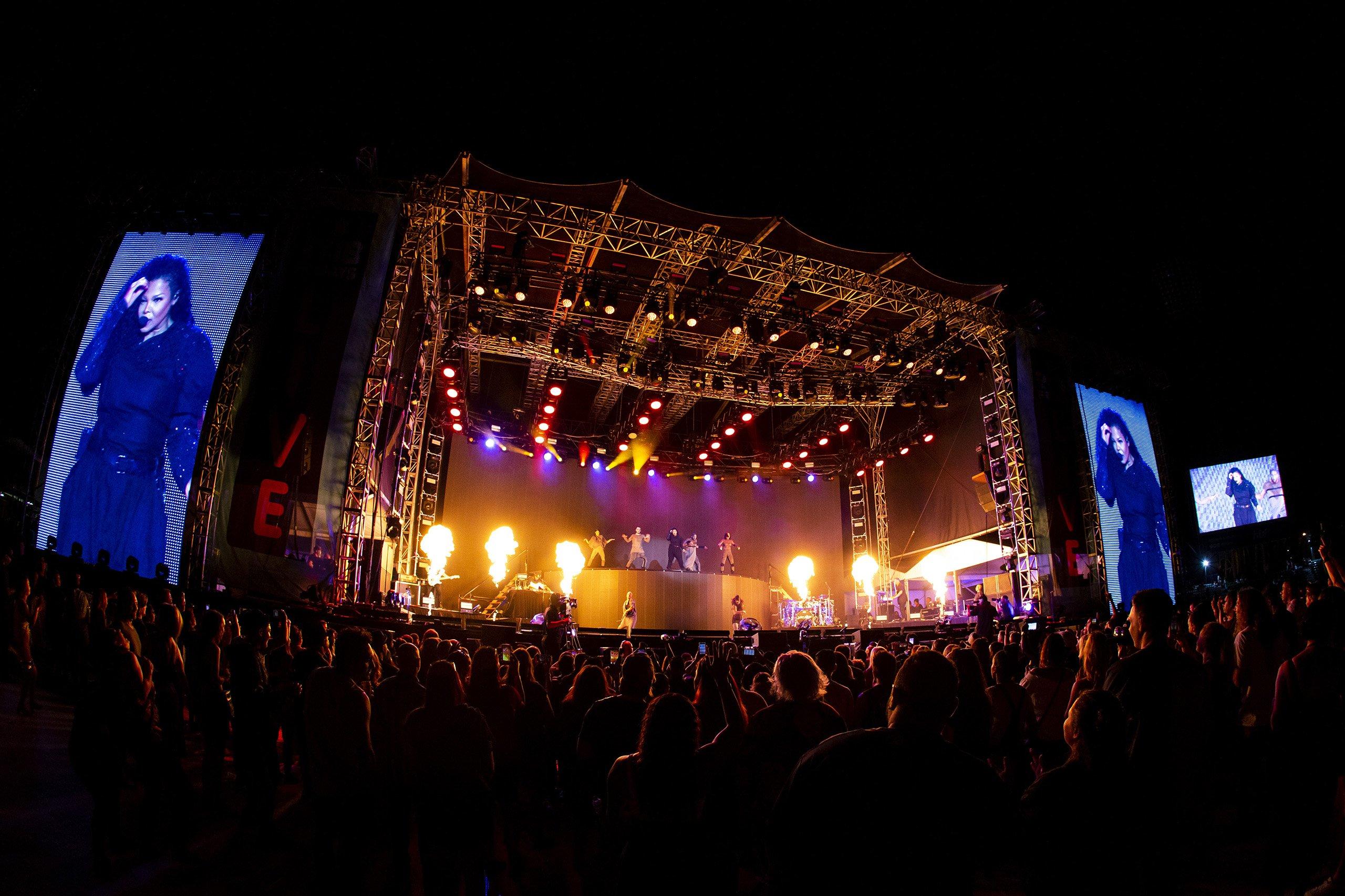 Janet Jackson Concert