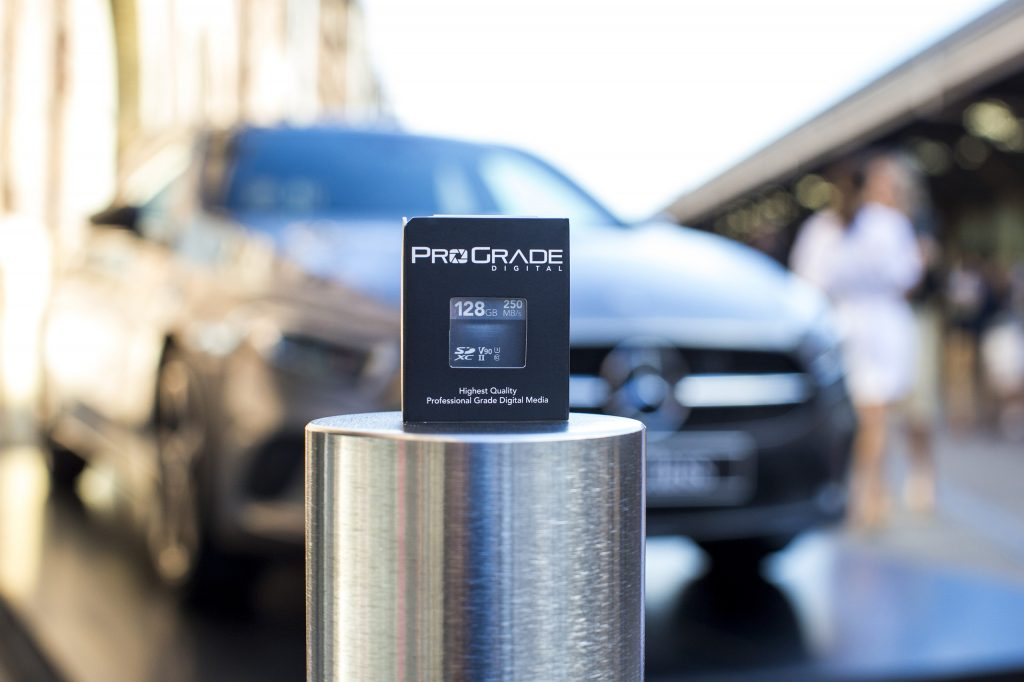 ProGrade Digital Brand Activation