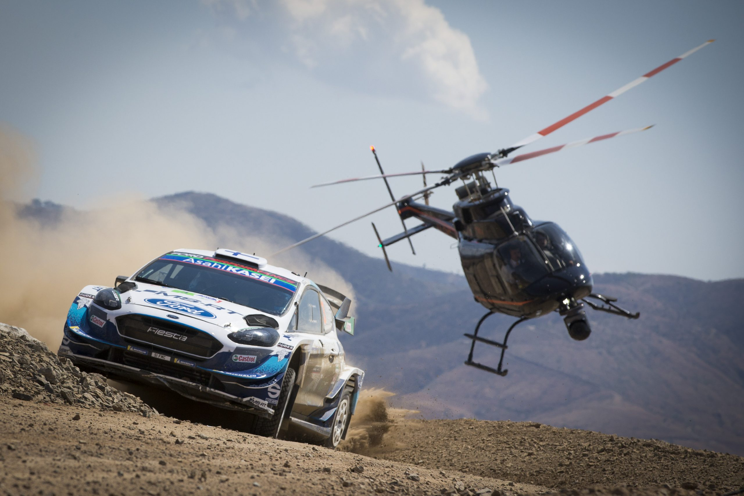Rally Mexico 2020 FIA World Rally Championship