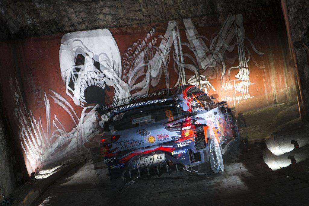 FIA World Rally Championship Rally Mexico 2019